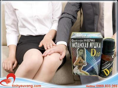 Bài thuốc kích dục bí quyết của đàn ông