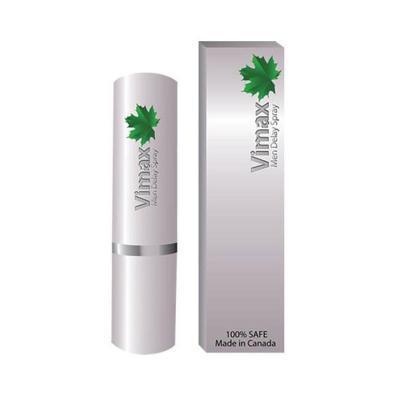 Chai xịt thảo dược kéo dài thời gian Vimax- Canada hàng xách tay
