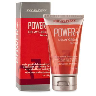 Gel bôi trơn trị xuất tinh sớm Power Delay Cream nhập khẩu