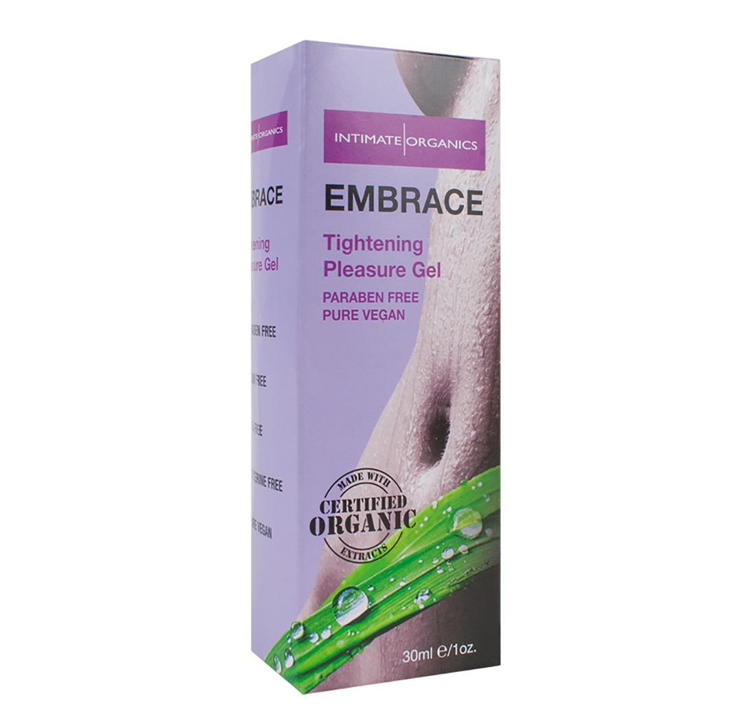 Embrace tightening pleasure gel bôi trơn chuyên biệt làm nhỏ và se khít âm đạo
