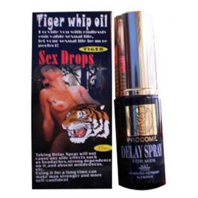 Chai Xịt Tiger Delay Spray (USA) nhập khẩu