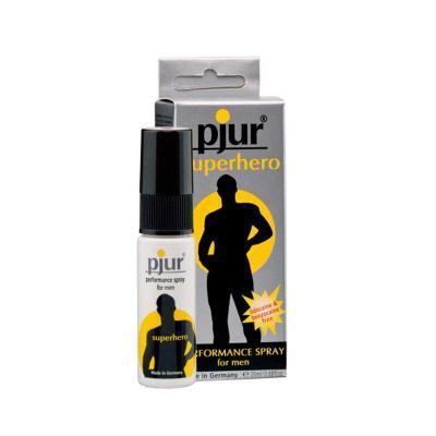 Thuốc xịt kéo dài thời gian yêu PJUR SUPER HERO (Đức) nhập khẩu chính hãng cao cấp