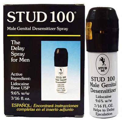 Thuốc xịt STUD 100 kéo dài quan hệ với bạn tình đến 30 phút hàng chính hãng nhập khẩu