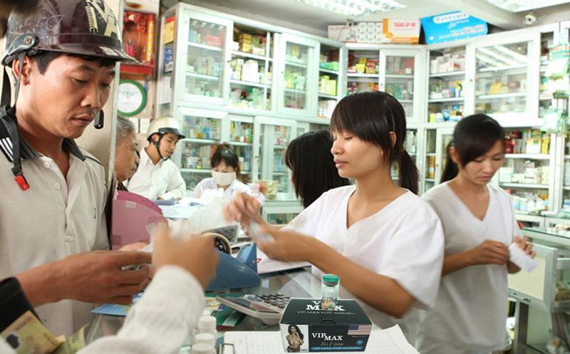 Thuốc kích dục bán tại Cẩm Khê